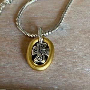 Brighton 2 Tone Necklace